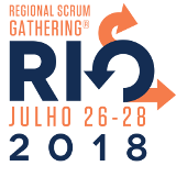 Logo Scrum Gathering Rio
